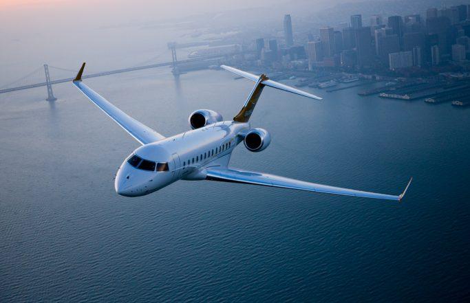 Bombardier-Global-6000-Exterior
